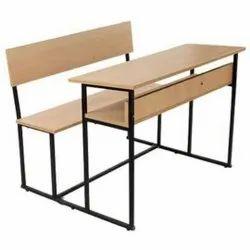 School Desk Bench
