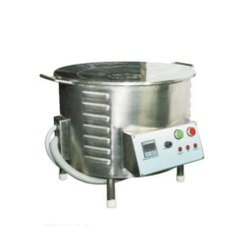 For Commercial Kitchen Stainless Steel Round Induction Tawa