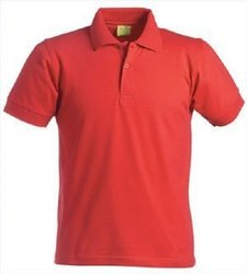 Half Sleeves Grey Mens Plain Cotton T Shirt