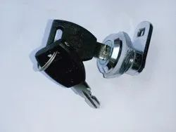 120 mm Zinc Cam Lock, For Dashboard, Chrome