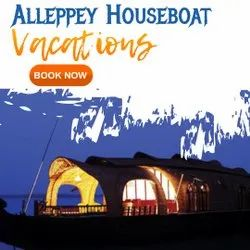 Alleppey Houseboat Tour Package