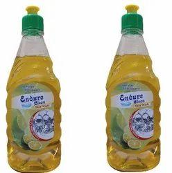 Endure Clean  1 Liter Combo Lemon Dish Wash Liquid, 500 Ml of Each