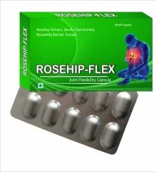 Bose- G Muscle Building Rosehip, Devils Claw, Boswellia Serrate Extrat Capsule