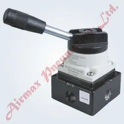 Disc Rotary Valve 4 Way (3 Position)