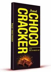 Bar Amul Coco Cracker Chocolate, Packaging Type: Packet