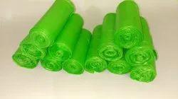 Biodegradable Garbage/Dustbin/Trash Bags 19 x 21 inch Medium  Size