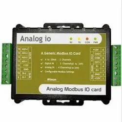 Analog Modbus IO Card