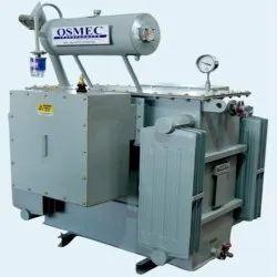 100kVA 3-Phase ONAN Distribution Transformer