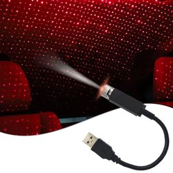 Multicolor USB Star Light For Car Decoration
