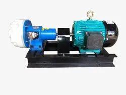 Horizontal Polypropylene Bare Shaft Coupled Pump