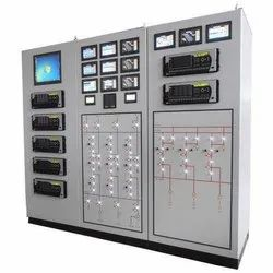PLC DCS Panel, For Industrial