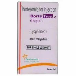 Bortezomib Bortetrust, Panacea Biotec, Pack In From Of Vial