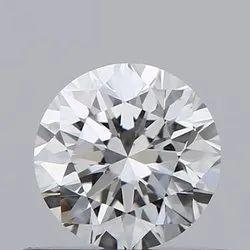 0.50ct Round F VS1 Natural HPHT IGI Certified Natural Diamond