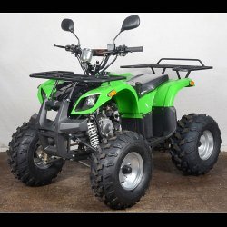 125cc Green NEO ATV