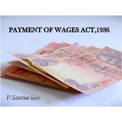 Payment Wages Act Consultancy Services