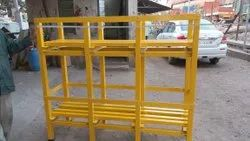 Industrial FRP Battery Stand