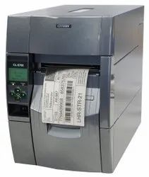CITIZEN CL-S700RII Industrial Use Barcode Printer, Max. Print Width: 4 inches, Resolution: 203 DPI (8 dots/mm)