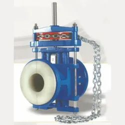 Chain Operated Pinch Valve