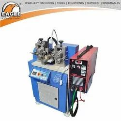 Electric Pipe Soldering Machine With Automatic Italian Soldering