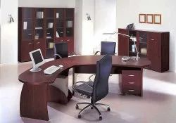 Plywood, Commercial Wood 750mm Office Furniture