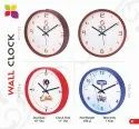 Printed Promotional Round Wall Clock