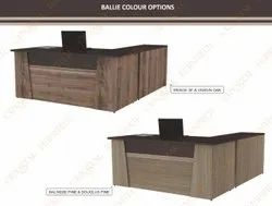 L Shape Executive Office Table