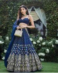 Party Wear Designer Lehenga Choli