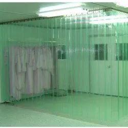 Flexible Transparent PVC Strip Curtain
