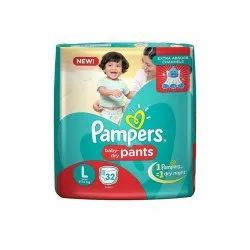 Pampers Baby Dry Disposable Diaper