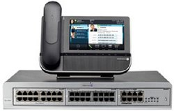 Alcatel OXO Connect Small, Number Of Lines Supported: 0-300