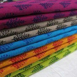 44 Printed Cotton Kurti Fabric