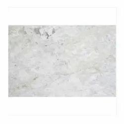Polished White Granite Tile, For Flooring, Thickness: 5-10 mm