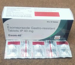 Esomeprazole Gastro Resistant Tablets 40 Mg