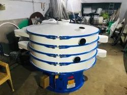 Circular Generator Gyro Screen