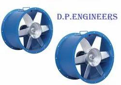 Axial Flow Fan 18 Inch 3 Phase