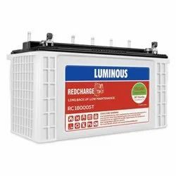 Luminous Red Charge Battery, 150 Ah