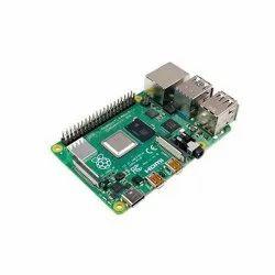 Raspberry Pi 4 Model B Board, 5.0, 2 Usb 2.0 Ports