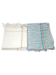 80 Cm Plain Cotton Gamcha Towel, 120