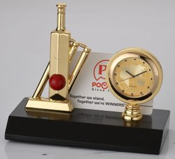 Golden Metal Sports Promotional Gifts