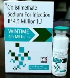 Colistimethate Sodium Injection 4.5MIU