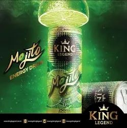 KING LEGEND MOJITO ENERGY DRINK