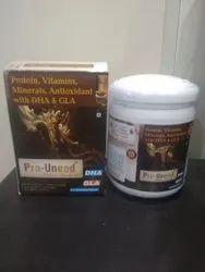 Protein Vitamins Minerals Antioxidant Powder