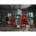 Mild Steel Independent Arm Bi Axial Rotational Moulding Machine
