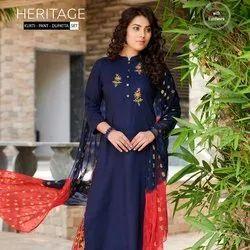 Designer Ready-made Salwar Suits