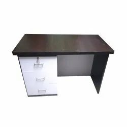 Pvn Enterprises Rectangular Computer Table With Drawer, For Office, Size: 24*84 Cm