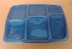 6 C.P Meal Tray