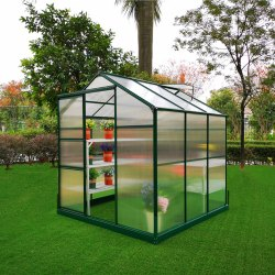 Naturally Ventilated Greenhouse