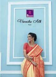 Shangrila Creation Varnika Silk Vol 2 Soft Silk Saree Catalog