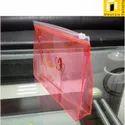 PVC Printed Slider Ziplock Pouch