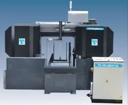 ITL-450-LMGTV NC Servo Driven Horizontal Band Saw Machine
